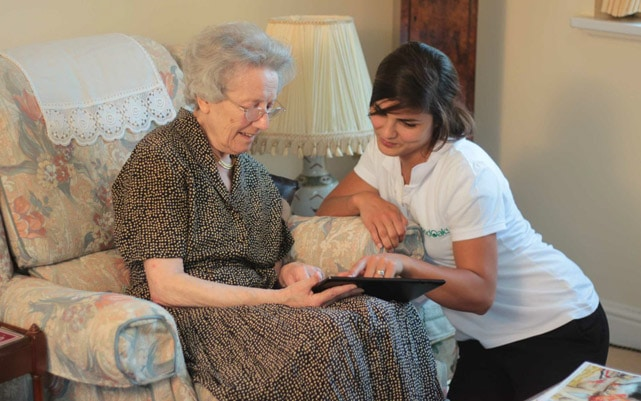 Visiting Care