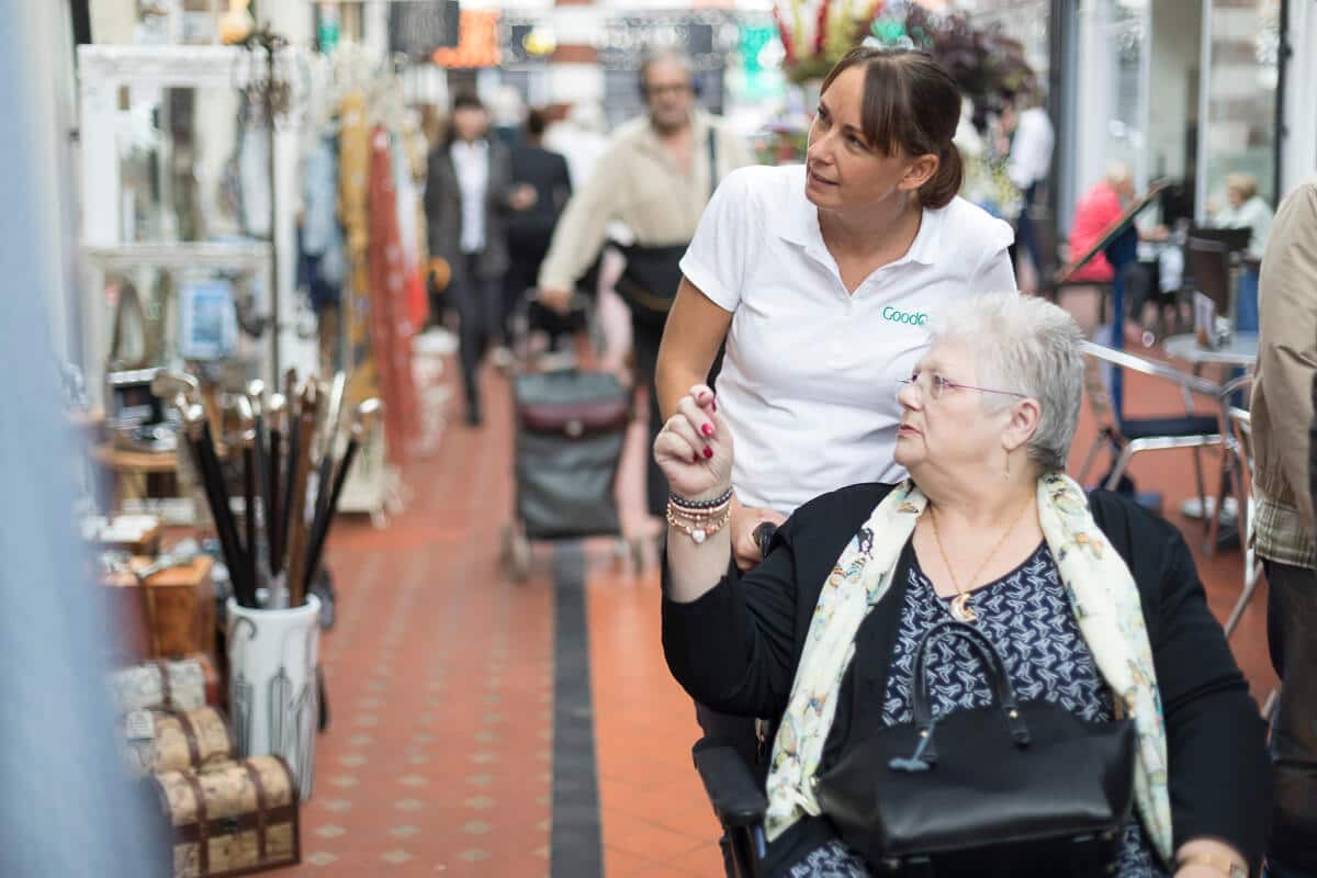 WE VALUE, DEVELOP AND REWARD THE CARING PEOPLE WHO WORK WITH US