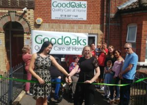 Opening of Good Oaks Home Care Reading