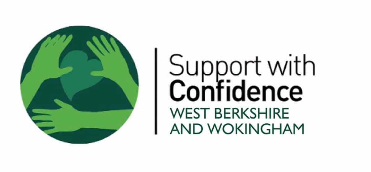 SUPPORT WITH CONFIDENCE REGISTERED