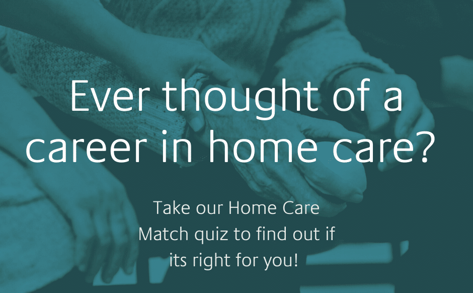 Home Care Career Quiz